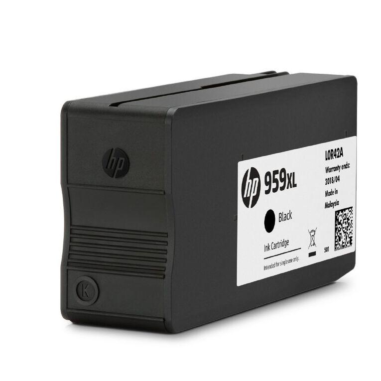 HP Ink 959XL Black (3000 Pages), , hi-res