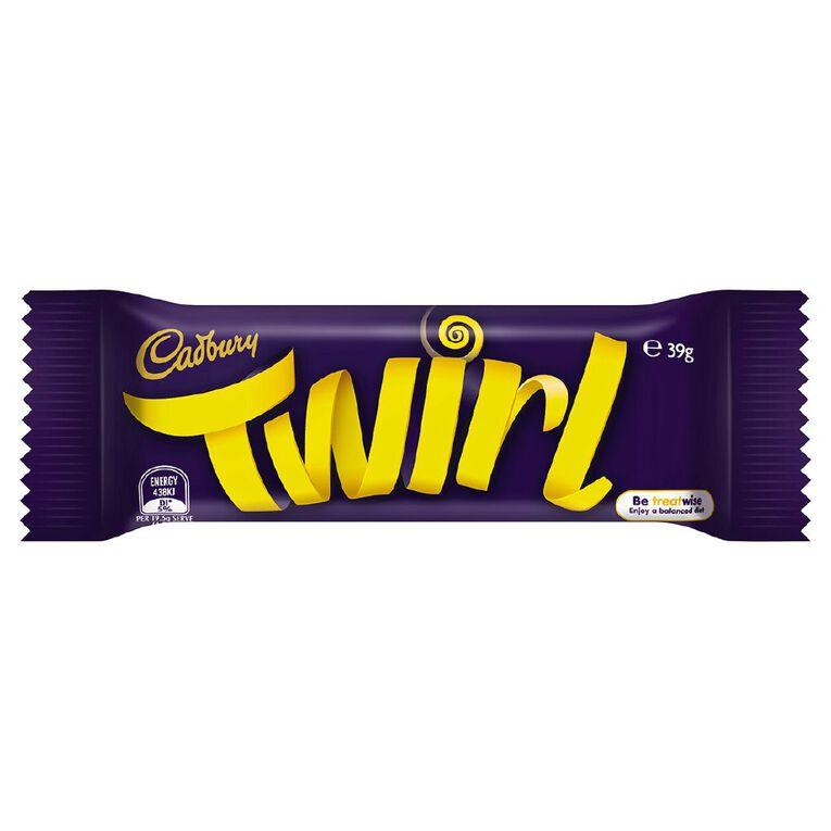 Cadbury Twirl 39g, , hi-res