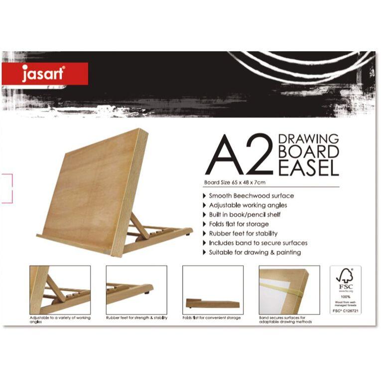 Jasart Drawing Board Easel A2, , hi-res image number null