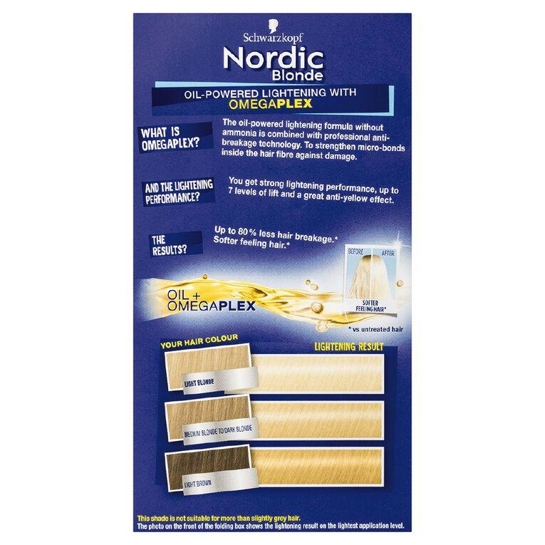 Schwarzkopf Nordic L1 Intensive Lightener, , hi-res