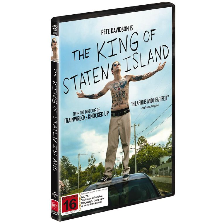 The King Of Staten Island DVD 1Disc, , hi-res