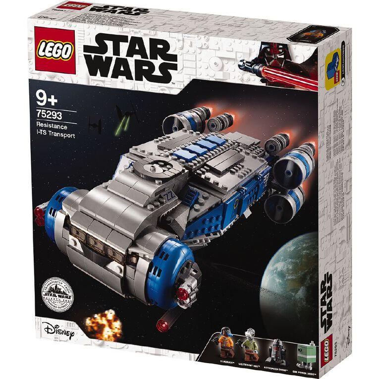 LEGO Star Wars Resistance I-TS Transport 75293, , hi-res