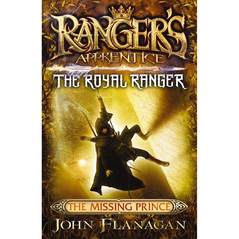 Ranger's Apprentice Royal Ranger #4 The Missing Prince, , hi-res