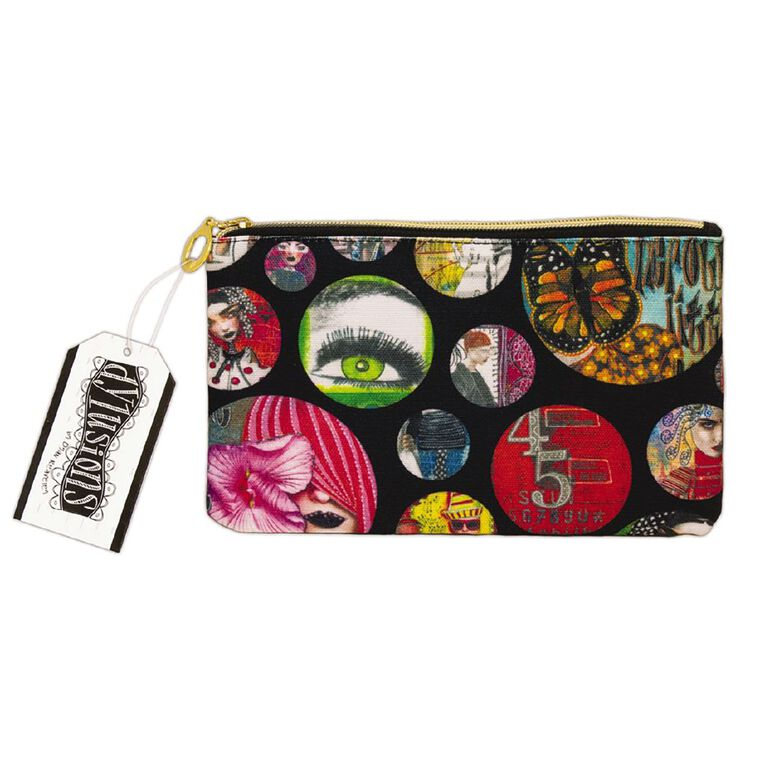 Ranger Dylusions Creative Dyary Accessory Bag, , hi-res