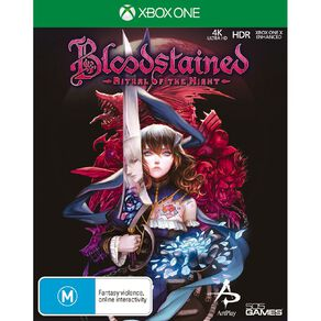 XboxOne Bloodstained: Ritual of the Night