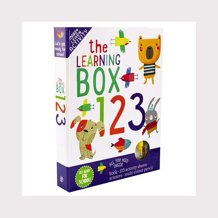 The Learning Box: 123, , hi-res
