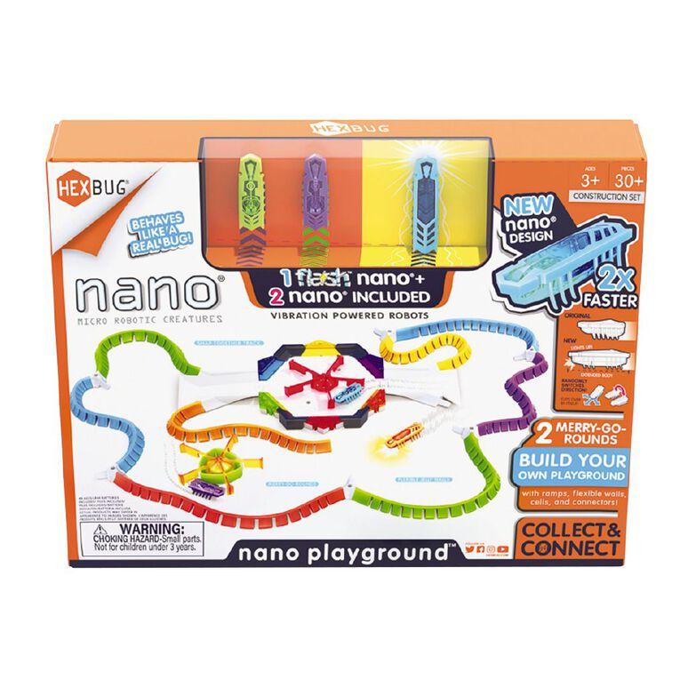 HEXBUGS Nano Flash Playground Set, , hi-res