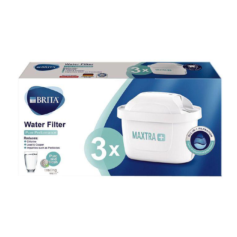 Brita MaxtraPlus Filter 3 Pack, , hi-res