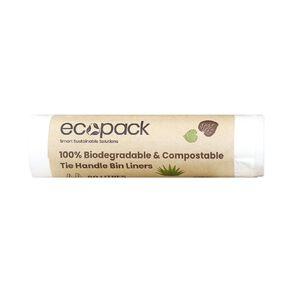 Ecopack Compostable Bin liners 60L 5pk