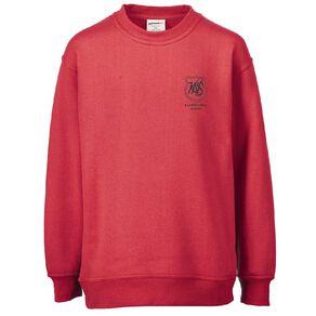 Schooltex Kaiapoi North Sweatshirt with Transfer