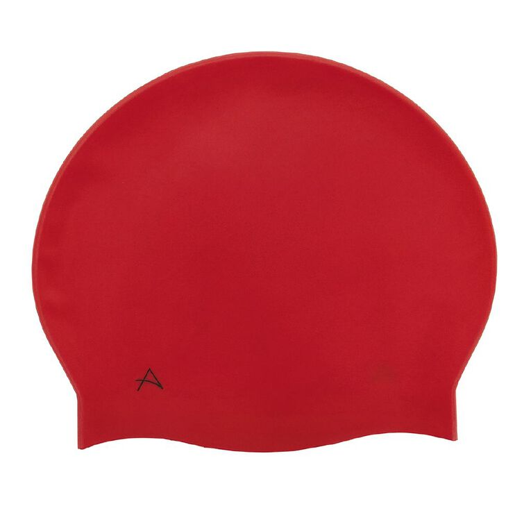 Active Intent Water Silicone Swimming Cap Assorted, , hi-res
