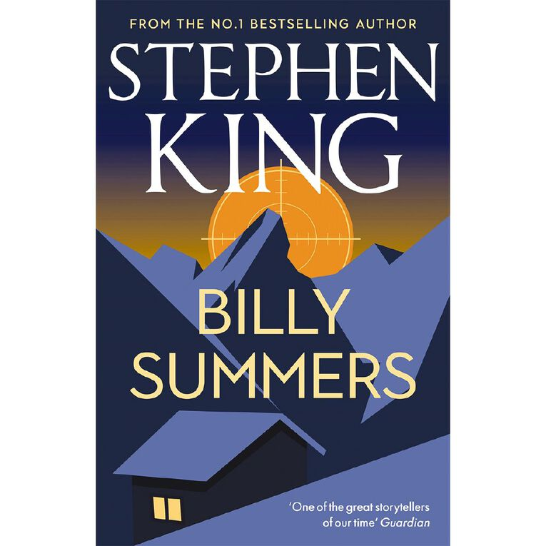Billy Summers by Stephen King, , hi-res