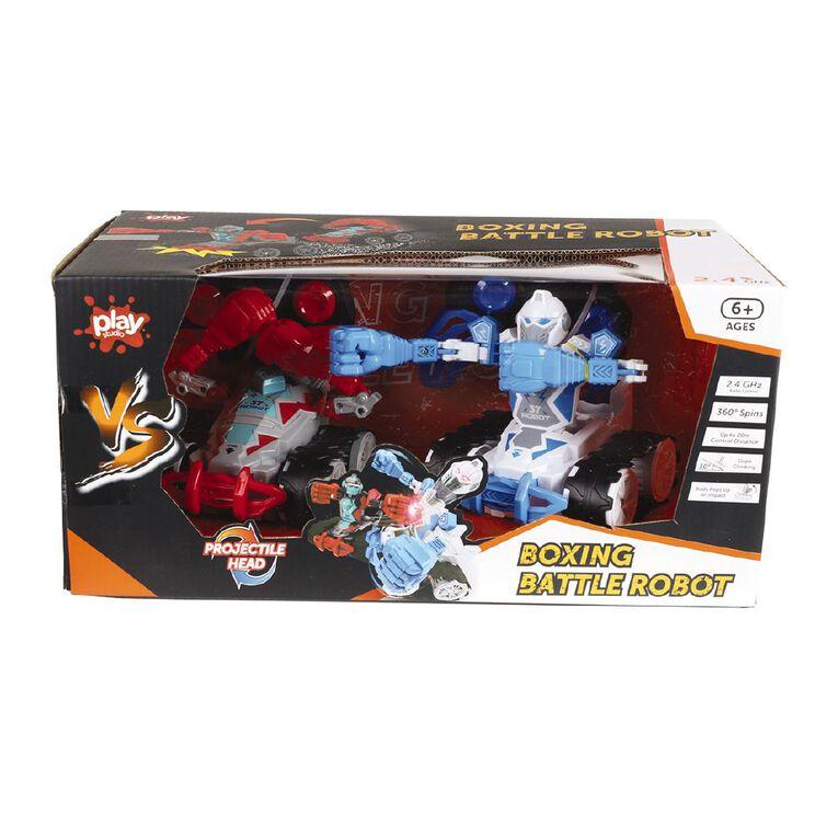 RC Boxing Battle Robot 2 Pack, , hi-res