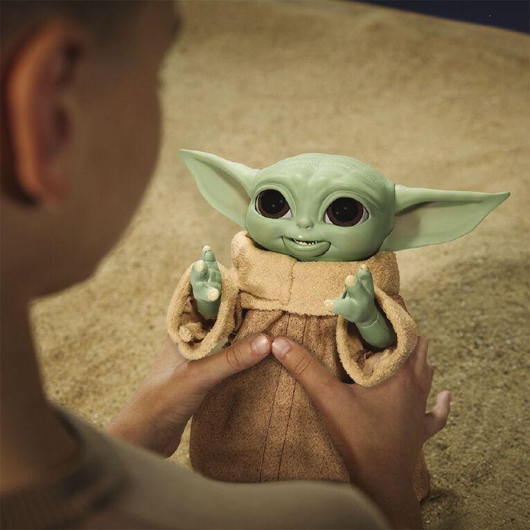Star Wars Galactic Snackin  Grogu, , hi-res