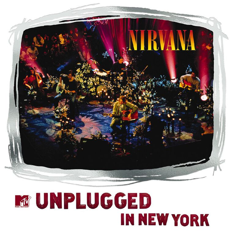 MTV Unplugged In New York Vinyl by Nirvana 2Disc, , hi-res