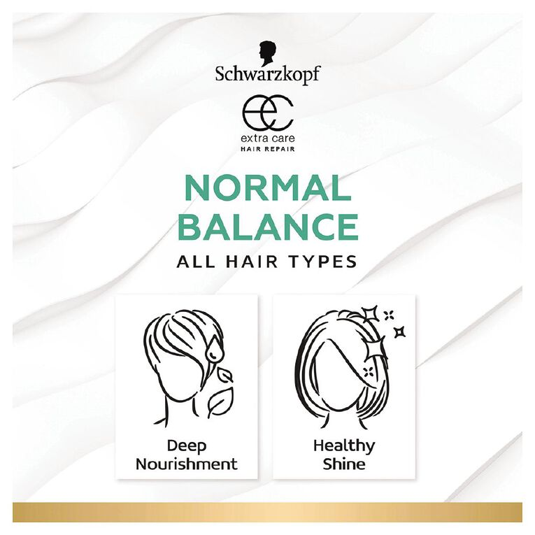 Schwarzkopf Extra Care Normal Balance Leave In Treatment 150ml, , hi-res