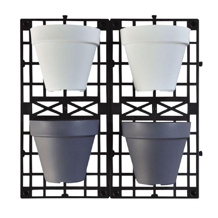 Kiwi Garden Plastic Wall Hanging Pot, , hi-res