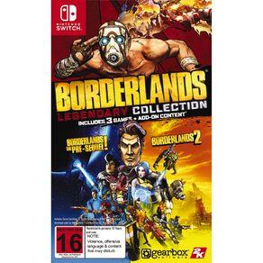 Nintendo Switch Borderlands Legendary Collection