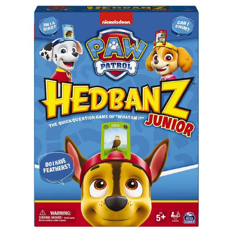 Hedbanz Paw Patrol Game, , hi-res