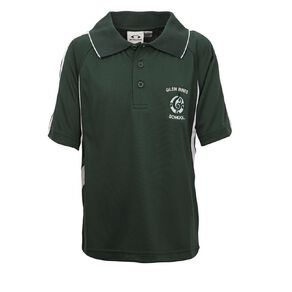 Schooltex Glen Innes Short Sleeve Polo with Embroidery