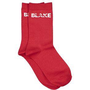 Red Socks BLAKE Socks 1 Pack