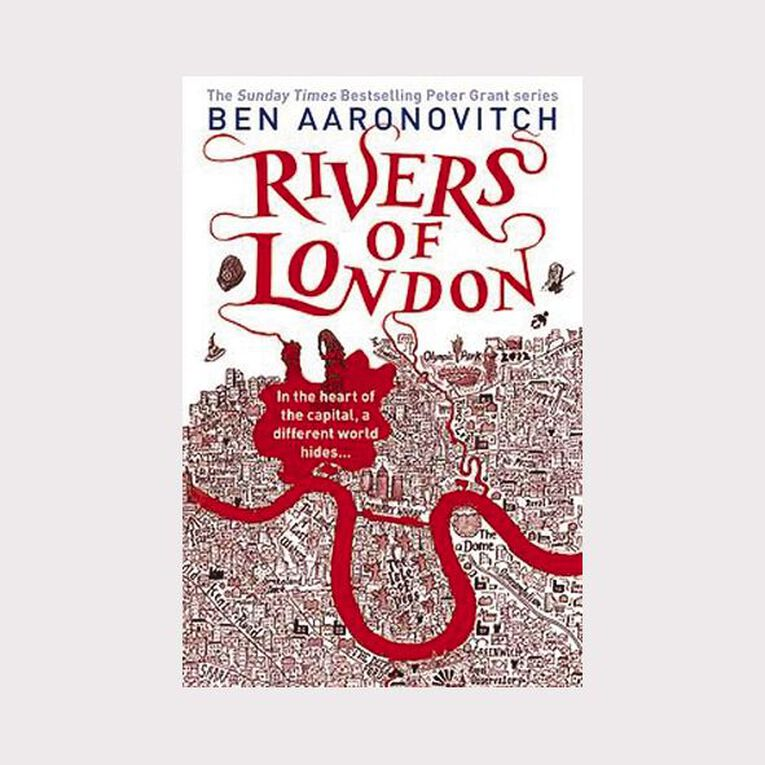 Rivers of London #1 by Ben Aaronovitch, , hi-res