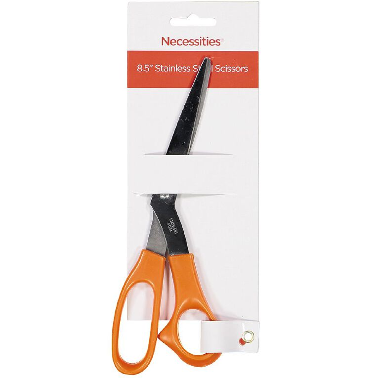Scissors Stainless Steel 8.5 inch, , hi-res