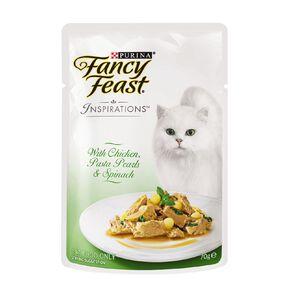 Fancy Feast Inspirations Chicken Pasta Spinach 70g