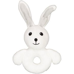 Babywise Rattle Toy Bunny