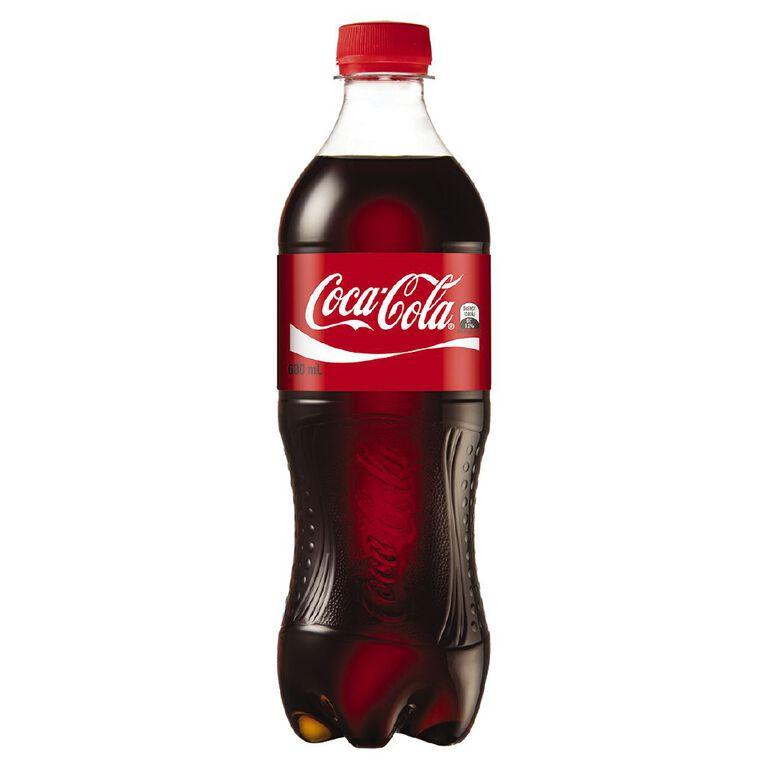 Coca Cola 600ml, , hi-res