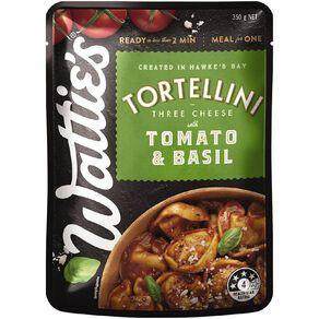 Wattie's Italian-style Tomato & Basil Tortellini 350g