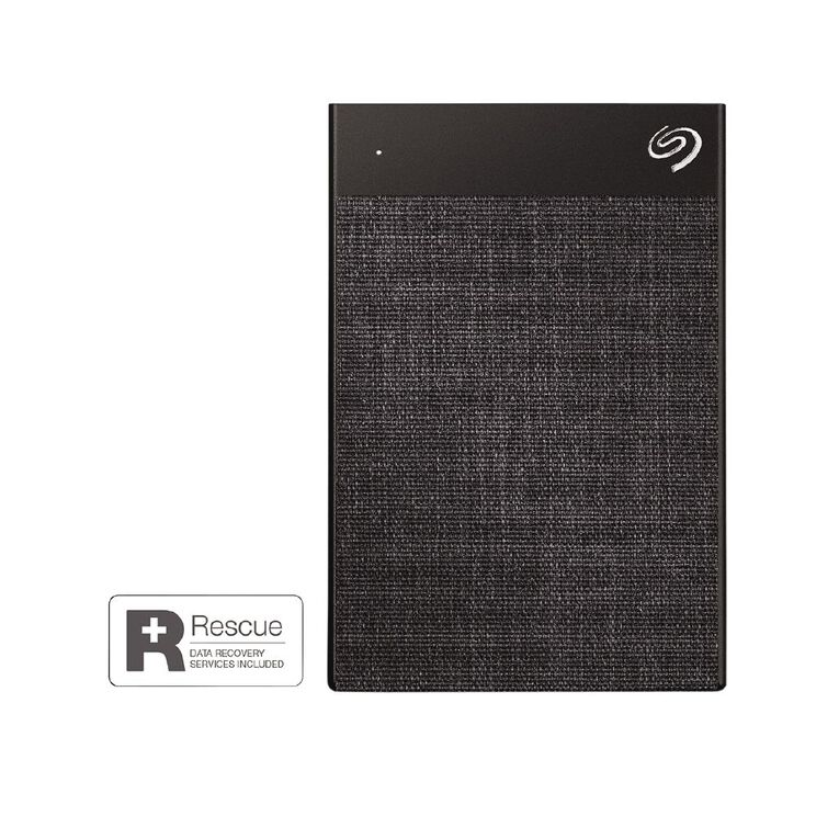 Seagate 2TB Ultra Touch HDD - Black, , hi-res