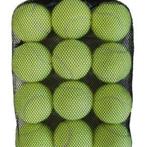 Active Intent Sports Tennis Ball Mesh Bag 12 Pack