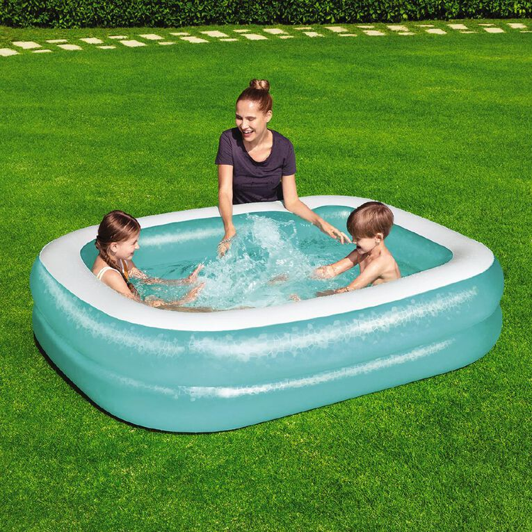 Bestway Rectanglar Family Pool Small, , hi-res