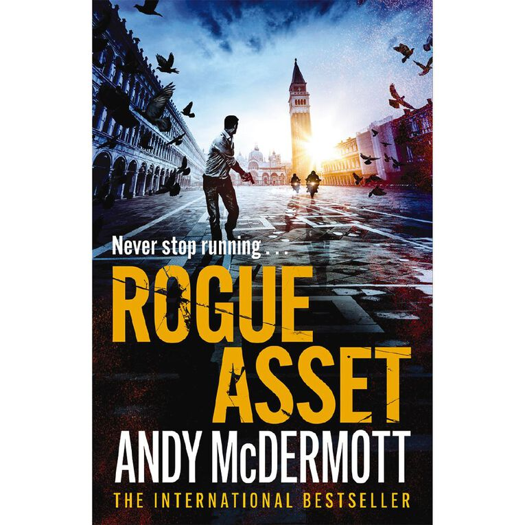 Rogue Asset by Andy McDermott, , hi-res