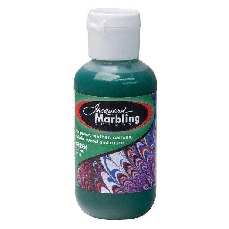 Jacquard Marbling 59.15ml Green, , hi-res