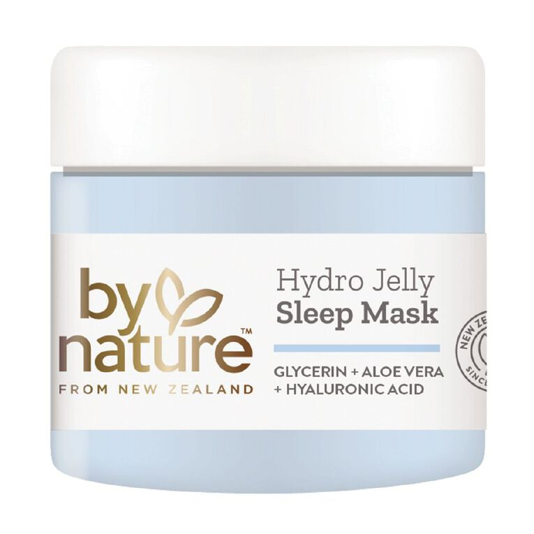 By Nature Hydro Jelly Sleep Mask 60g, , hi-res