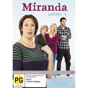 Miranda Season 2 DVD 1Disc