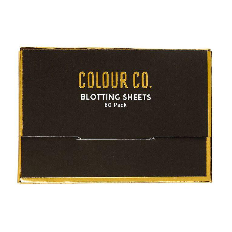 Colour Co. Blotting Sheets 80 Pack, , hi-res