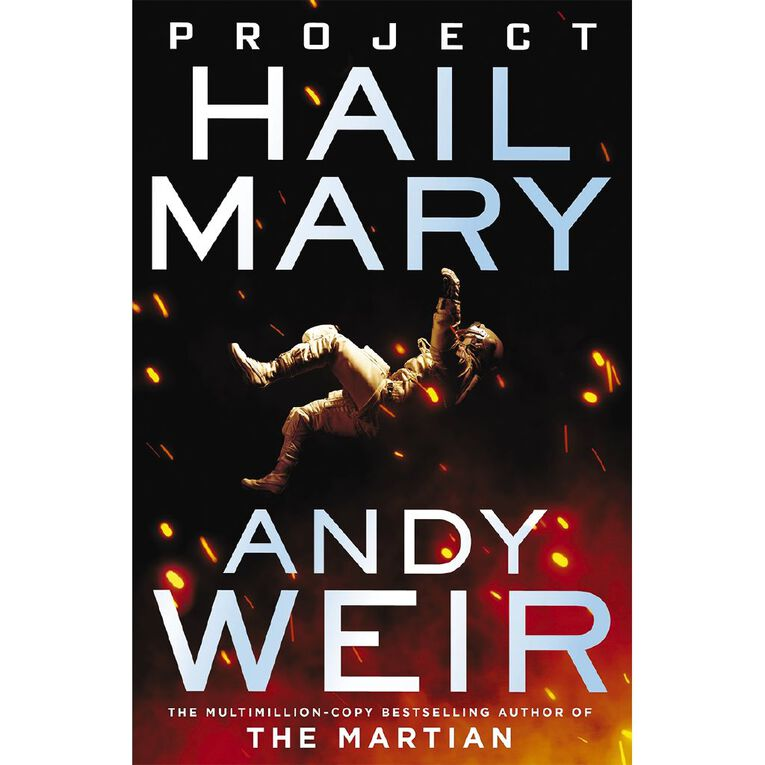 Project Hail Mary by Andy Weir N/A, , hi-res