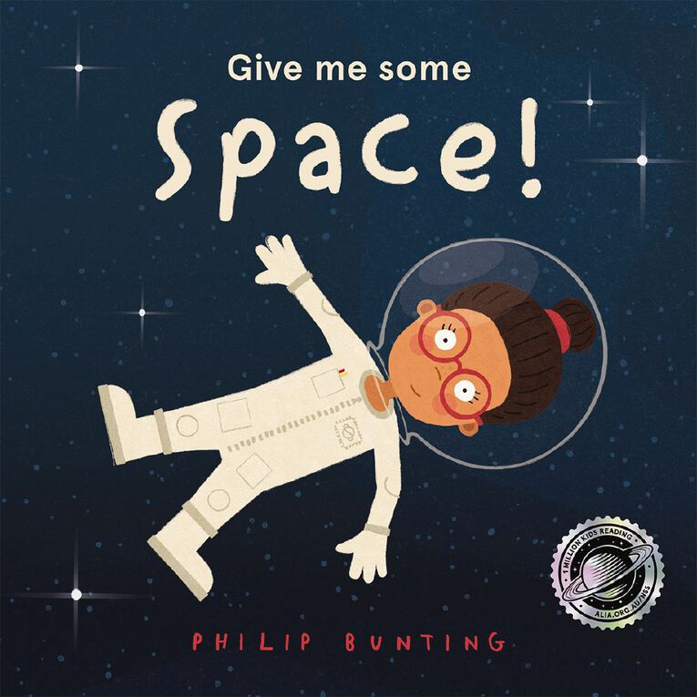 Give Me Some Space! by Philip Bunting, , hi-res