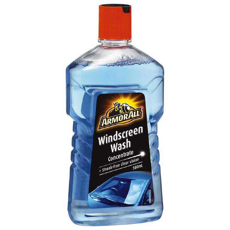 Armor All Windscreen Wash 500ml, , hi-res