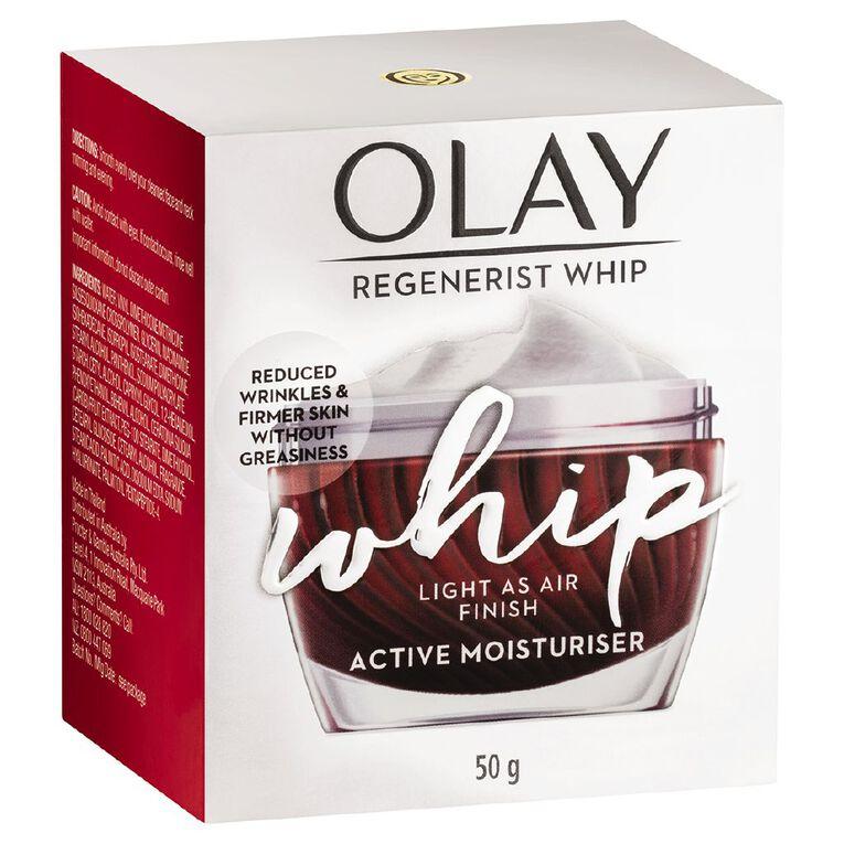 Olay Regenerist Whip Moisturiser Creme 50g, , hi-res