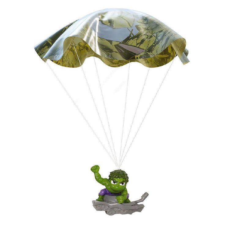 Marvel Parachute Heroes Figures, , hi-res