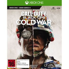 XboxOne Call of Duty Black Ops: Cold War