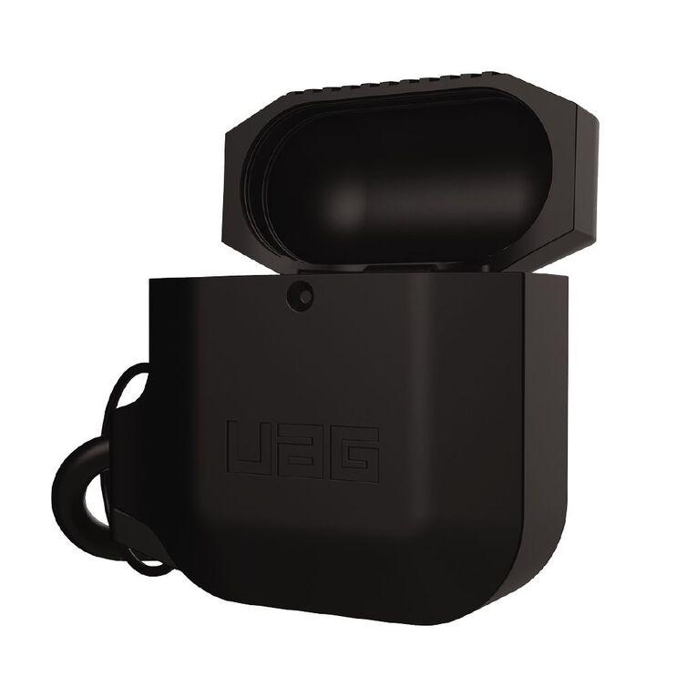 UAG AirPods Silicone Case Black, , hi-res