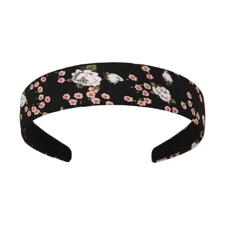 Wide Headband, , hi-res