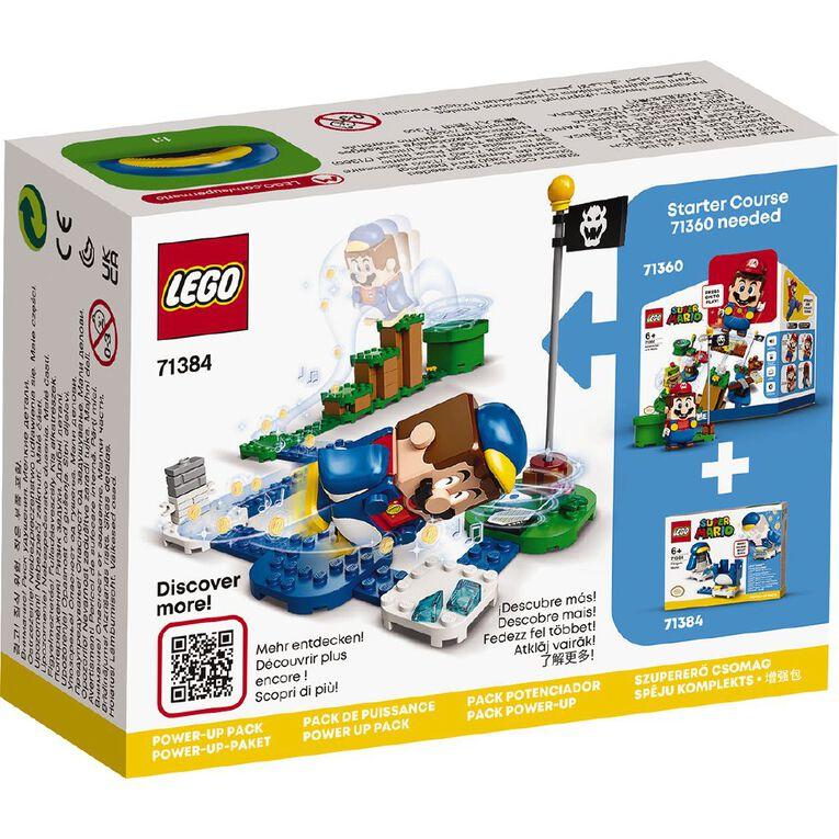 LEGO Super Mario Penguin Mario Power-Up Pack 71384, , hi-res