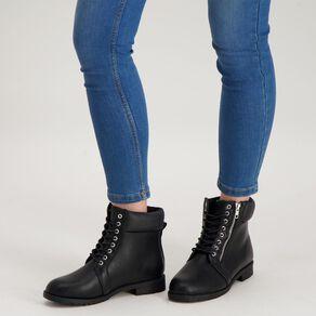 H&H Combat Ankle Boots