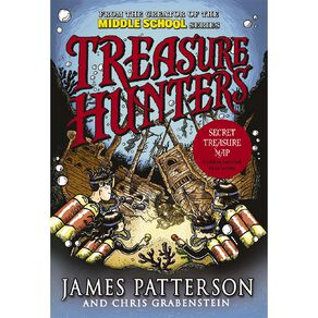 Treasure Hunters #1 by James Patterson